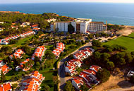 Algarve holiday resort