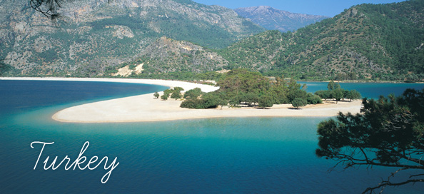 Antalya holiday resort