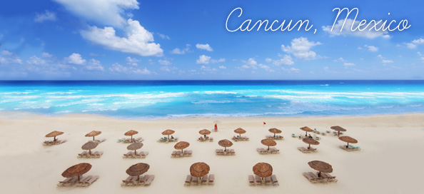 Cancun holiday resort