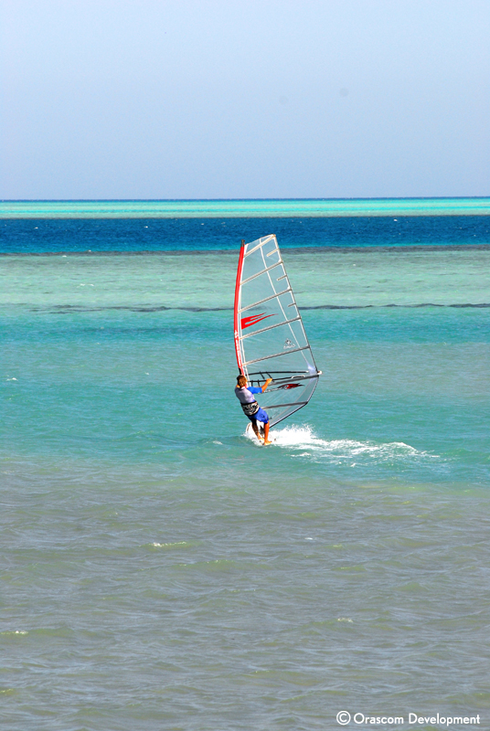 El Gouna Sports - Windsurfing