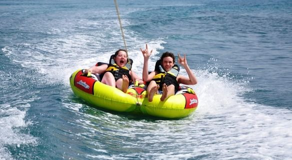 Inflatable Ocean Ride El Gouna