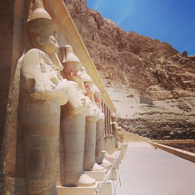 Take a Day Trip to Luxor