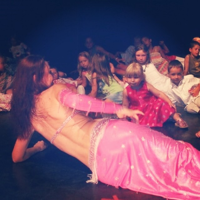 Watch a Belly Dancer El Gouna