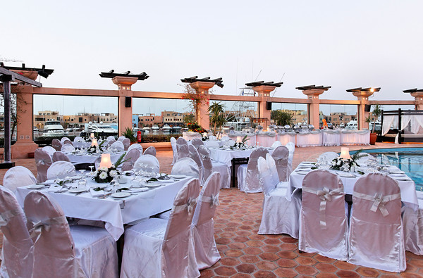 Wedding in El Gouna