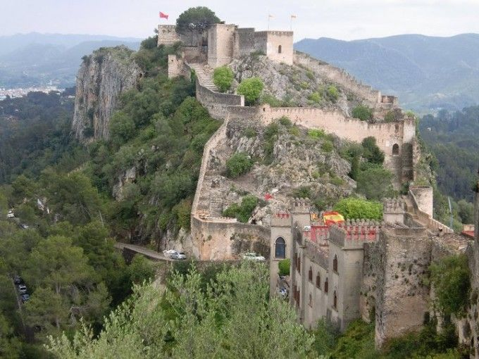Castle of Xativa sunmaster