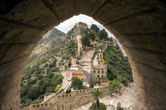 Map Of Xativa Spain.A Day Trip To The Castle Of Xativa Costa Blanca Blog Sunmaster