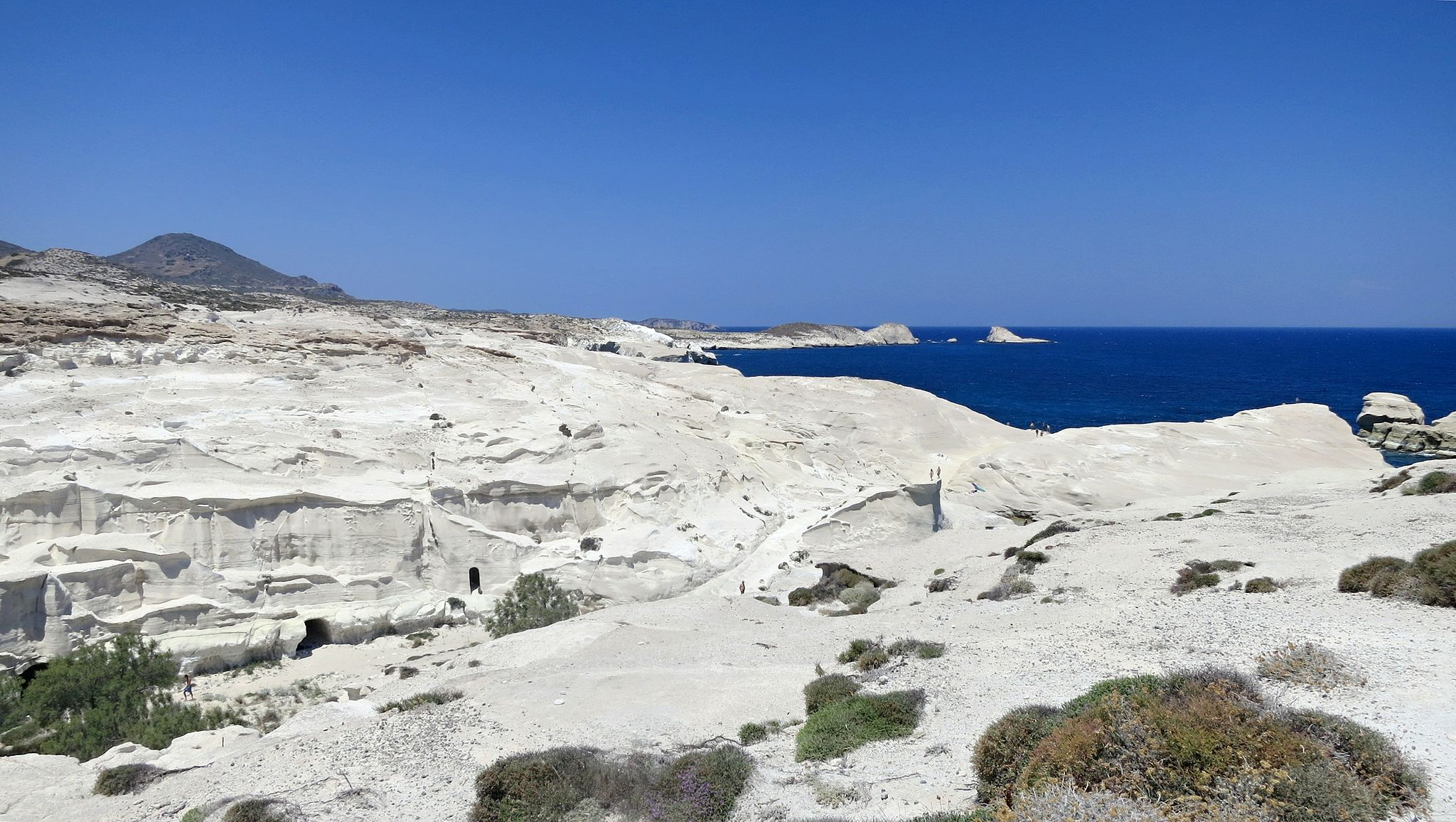 Sarakiniko - Greece