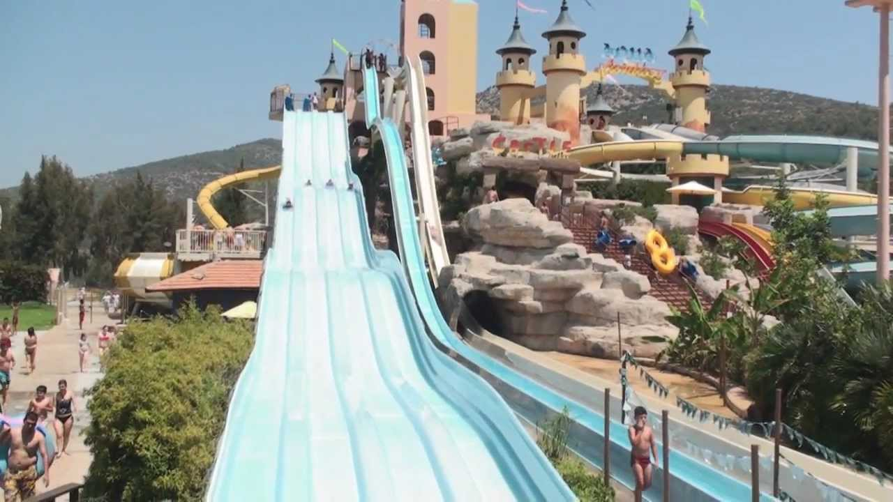 Hotels In Sunny Beach With Water Slides