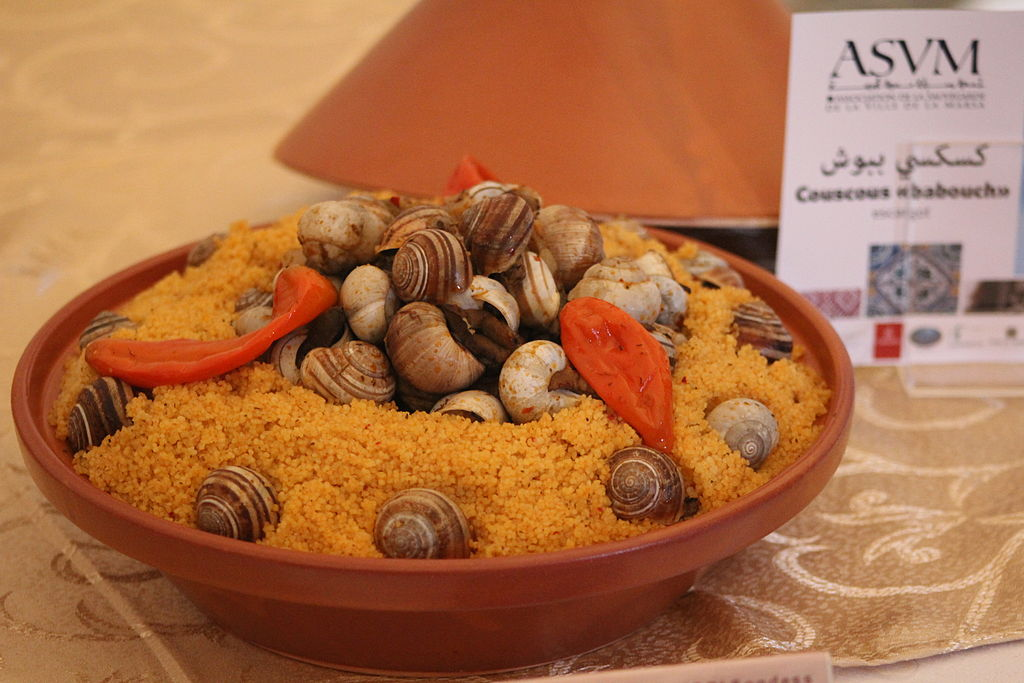 Tunisian_Couscous_with_Snail